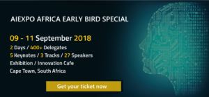 AI Expo Africa Ticket, Cape Town, South Africa