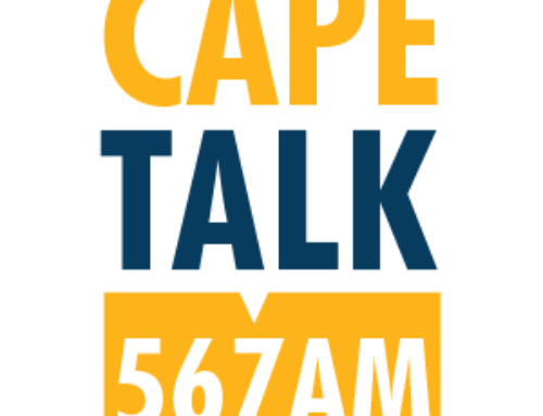 Kieno Kammies Cape Talk Radio discusses AI Expo Africa