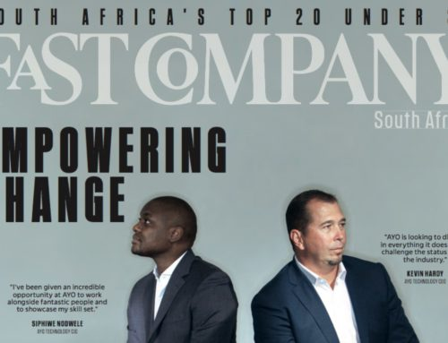 AI Expo Africa Talk to Fast Company South Africa Magazine