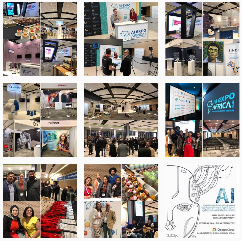 AI Expo Africa 2018 Pictures