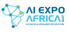 AI Expo Africa – Africa's largest business focused AI event Logo