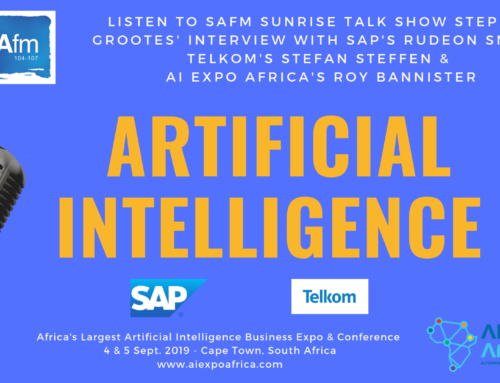 AI Expo Africa joins SAFM Sunrise with AI Experts Stefan Steffen & Rudeon Snell