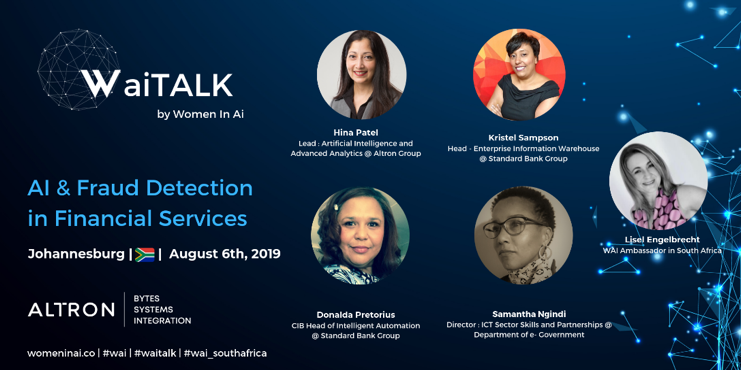 AI Expo Africa 2019 Welcomes Women in AI as newest community