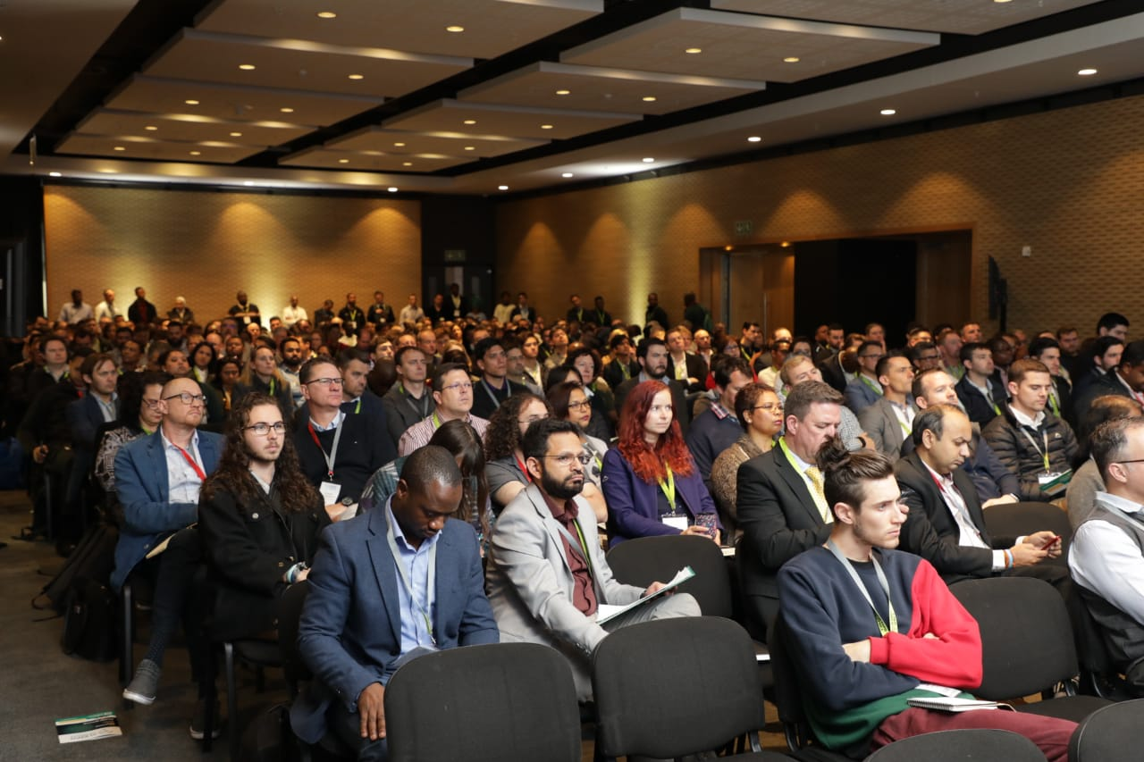 ai expo africa 2019 conference crowd