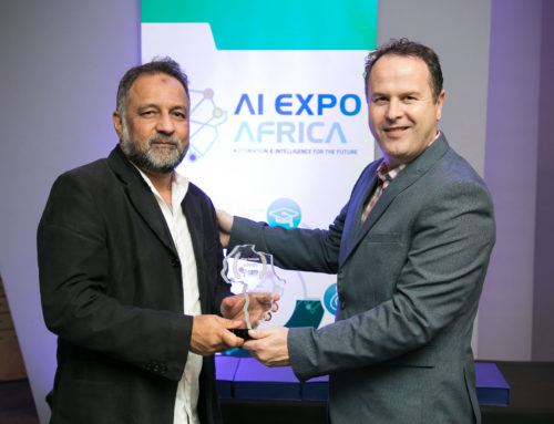 AI Expo Africa 2019 Annual Awards Winners