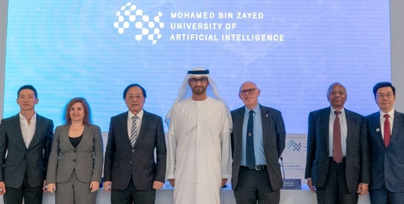 MBZUAI-Board-of-Trustees-launching-the-world's-first-graduate-level-AI-university