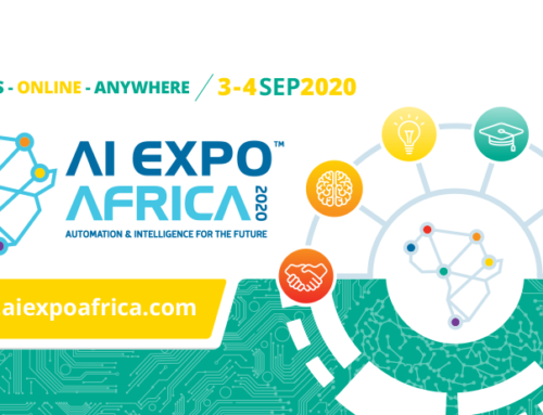 AI Expo Africa 2020 Online Welcomes Latest Sponsors As Vendors See Value in eConference