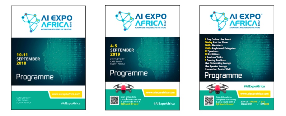 AI Expo Africa programmes