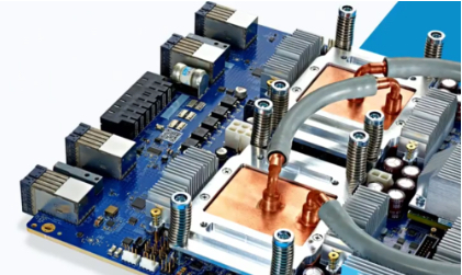 Tensor Processing unit v3, water cooled