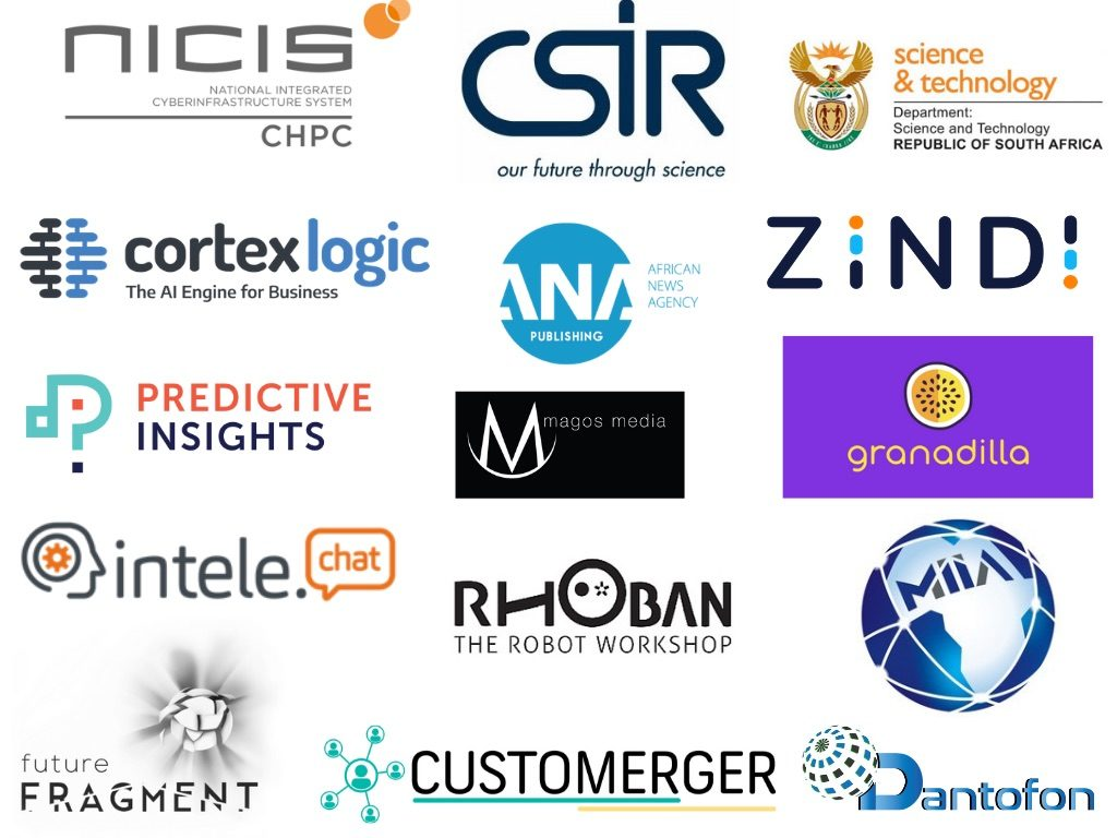 AI Expo Africa 2019 Sponsors