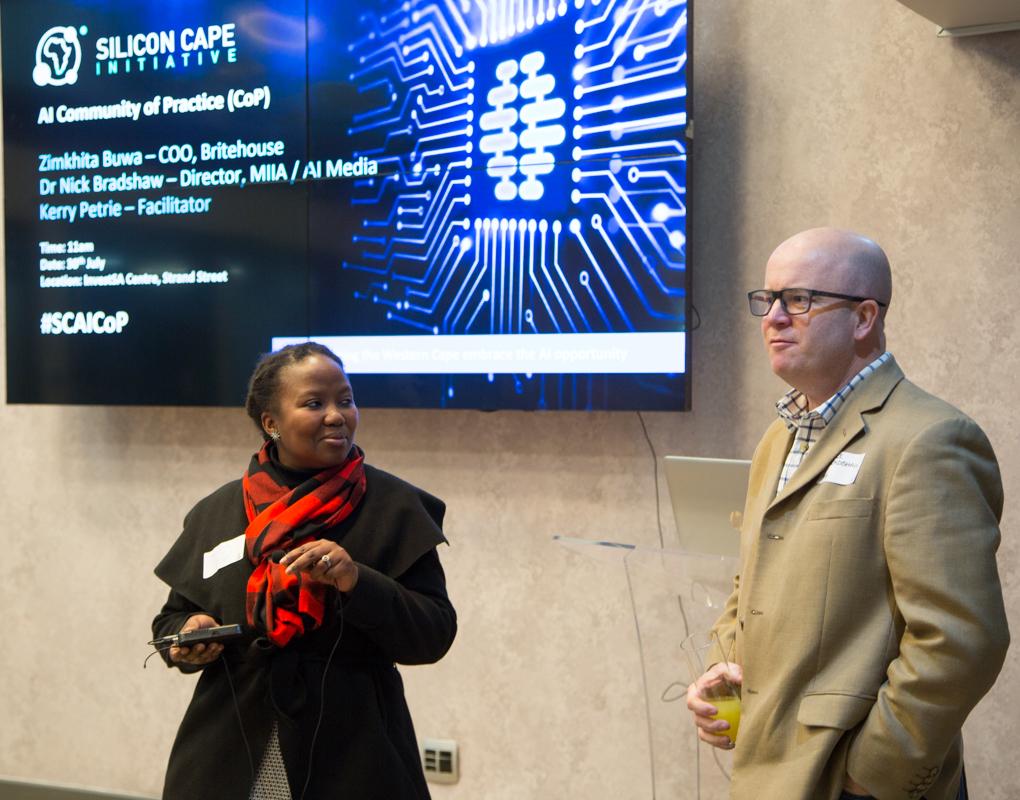 Silicon Cape AI CoP Launch
