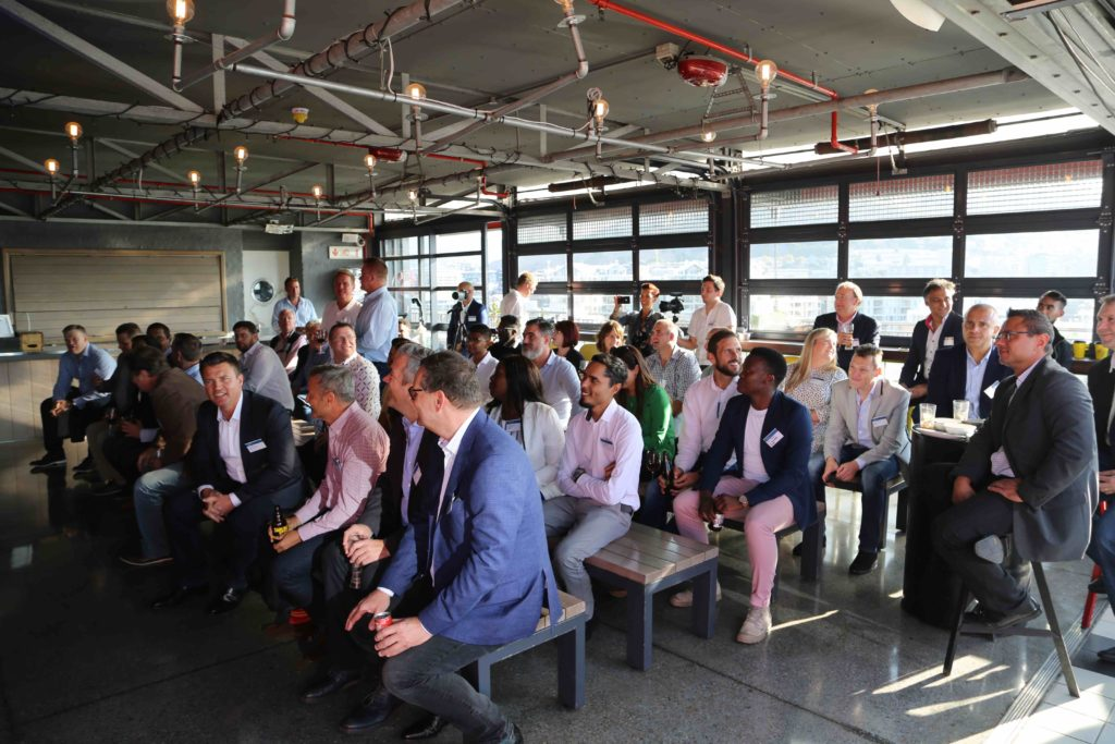 blue prism office launch Cape Town South Africa