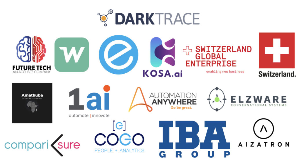 AI Expo Africa 2021 ONLINE sponsors