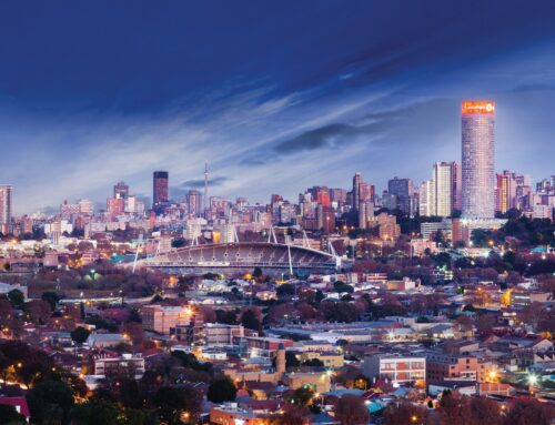 Is Johannesburg the Artificial Intelligence Tech Capital of Africa?