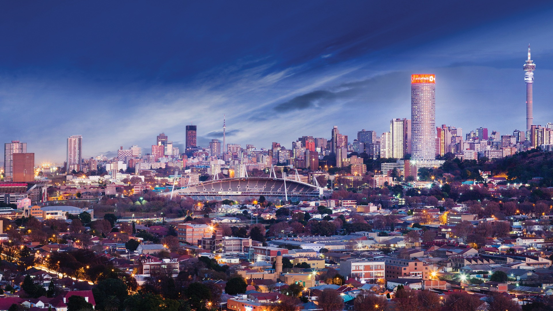 Is Johannesburg the AI tech capital of africa